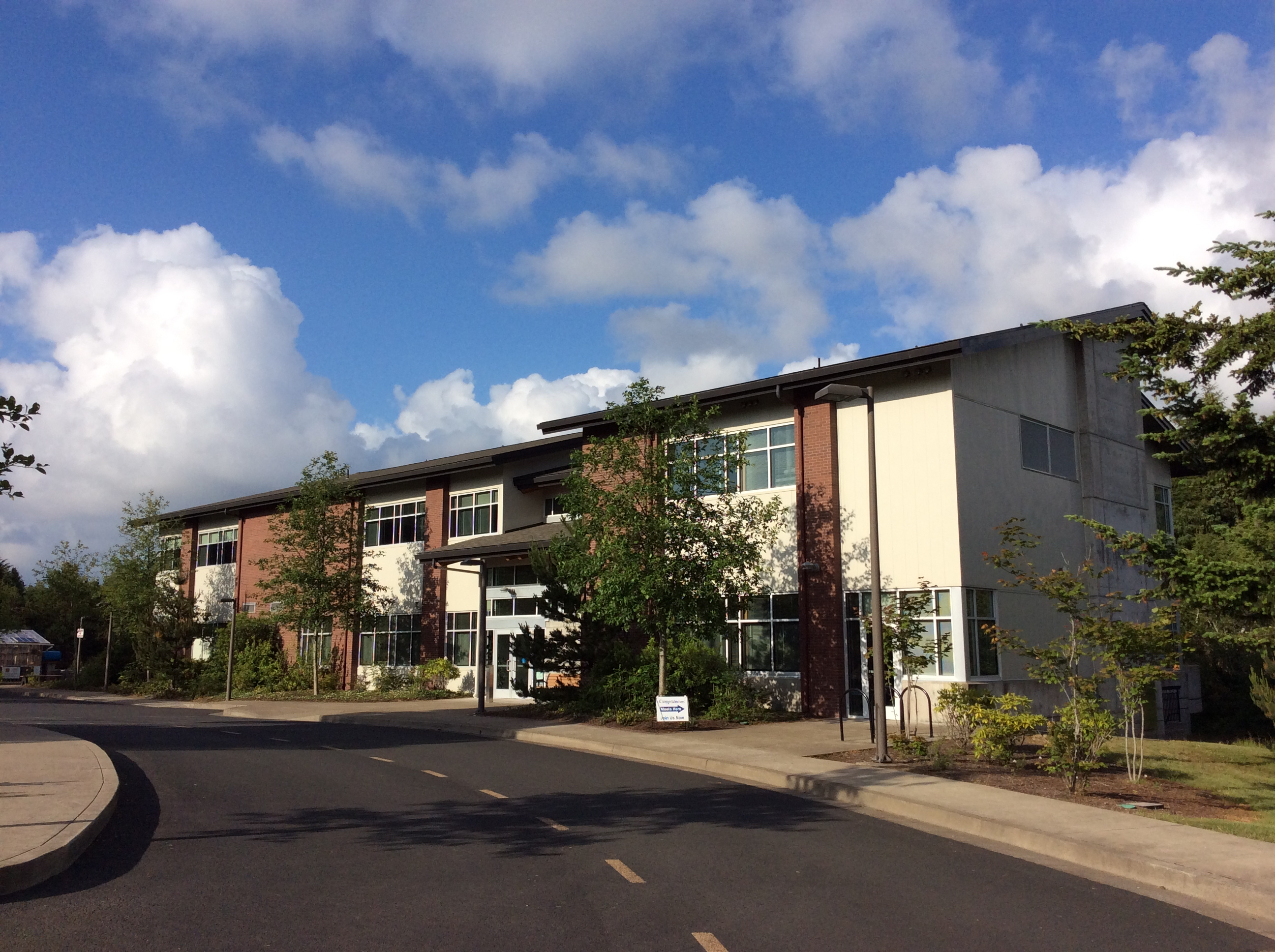 North Campus In Lincoln City