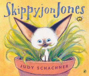 Skippyjon Jones book cover