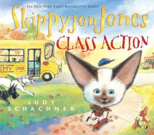 Skippyjon Jones Class Action Book Cover