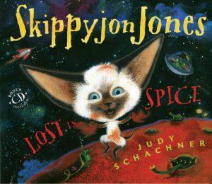 Skippyjon Jones Lost in Spice book cover
