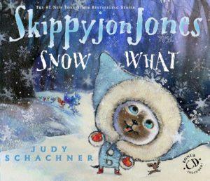 Skippyjon Jones Snow What book cover