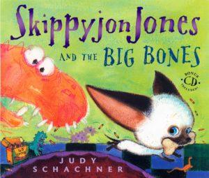 Skippyjon Jones and the Big Bones book cover