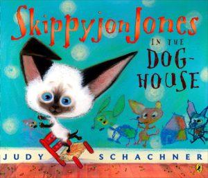 Skippyjon Jones in the Doghouse book cover