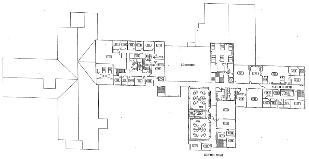 Home » Central Campus Floor Plan Maps