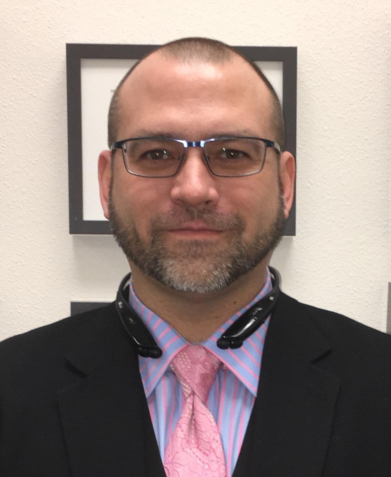 Dan Lara, Dean of Academics and Workforce