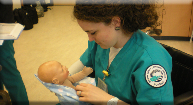 Practical Nursing Certificate - Oregon Coast Community College