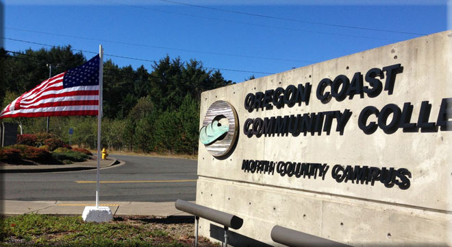 OCCC North County Campus Sign