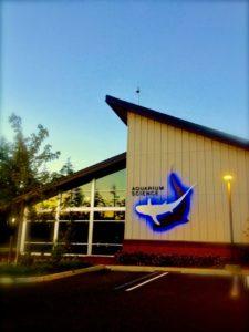 Aquarium Science Building