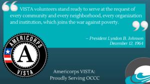 Vista Volunteer Information