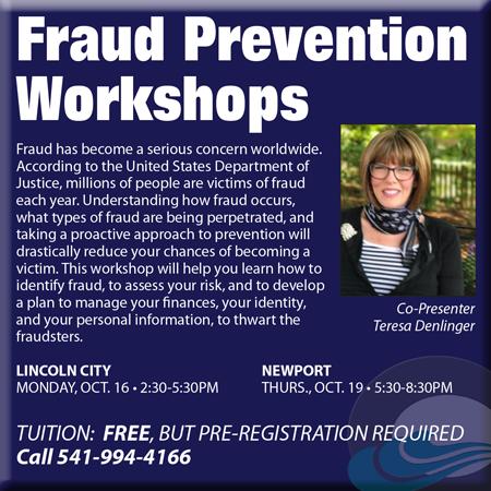 Fraud Workshops