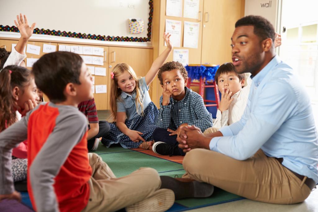 Teaching Small Children