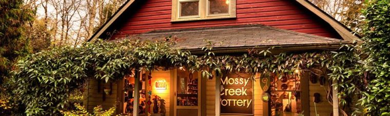 Mossy Creek Pottery Building