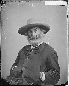 Walt Whitman from the Whitman Archive