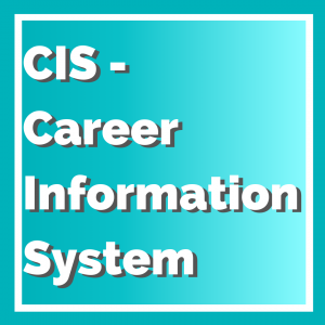 CIS Careeer Information System Button