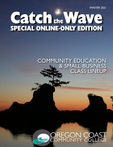 Cover Page of Catch the Wave