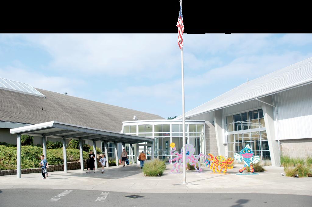 Lincoln City Community Center